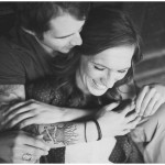 Omaha Engagement from Dani Stephenson Photography
