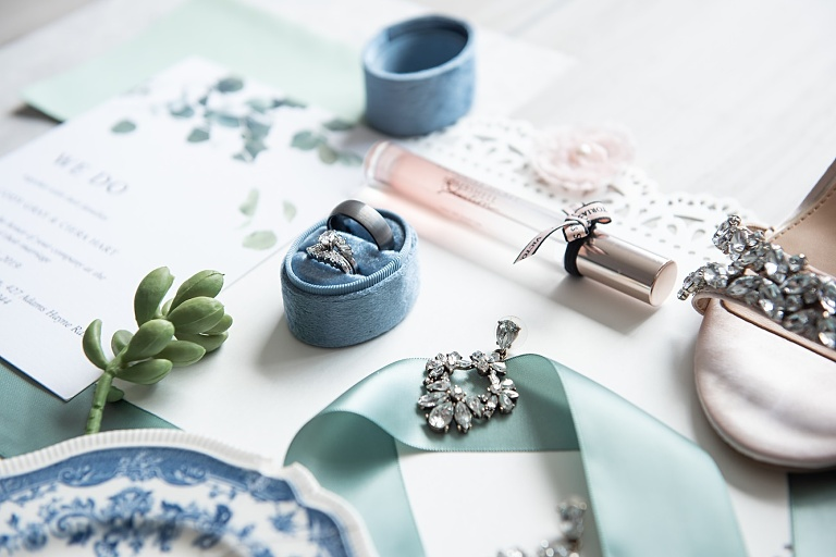 Wedding details, Blue and silver wedding, Wavering Place Wedding in  Easley South Carolina by The Wedding Click
