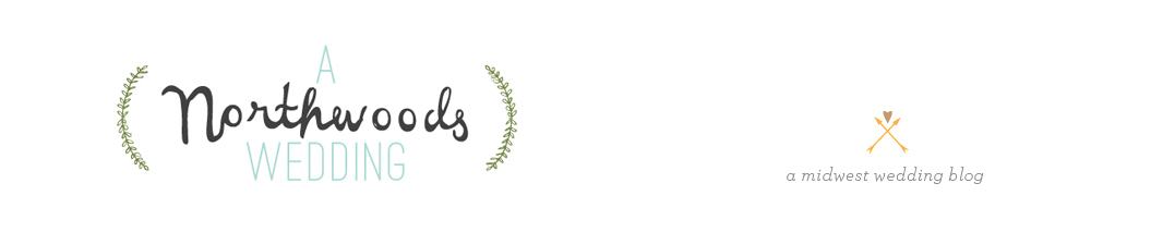 A Northwoods Wedding logo